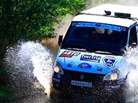 Экипаж телеканала Авто Плюс финишировал первым на третьем этапе Чемпионата России