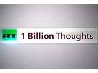 RT стал первым новостным каналом с миллиардом просмотров на YouTube