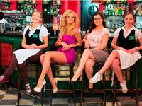 Канал ТНТ покажет новые серии комедийного сериала Деффчонки