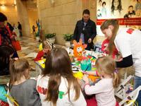 Телеканал МУЛЬТ провел фестиваль бумажного детского творчества МУЛЬТиБУМ