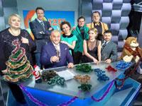 На канале ICTV состоится новогодний спецвыпуск DIZELУтро