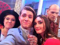 Участница Супермодель по-украински связалась с героем проекта Половинки