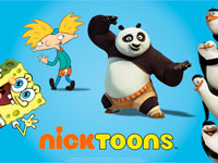Viacom International Media Networks запустит телеканал Nicktoons в России