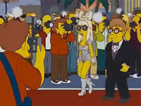 Леди Гага стала героиней Симпсонов